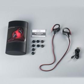 Phrodi Sport Bluetooth Earphone with Microphone - SP-6 - Orange - 8