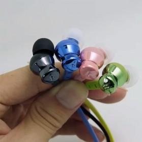 Phrodi 008 Deep Bass Earphone - POD-008 - Pink - 2