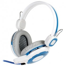 Kinbas HiFi Gaming Headset dengan Mic - VP-T7 - Blue