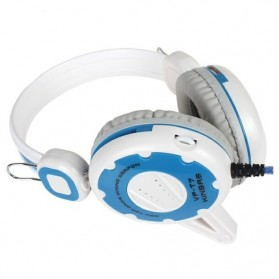 Kinbas HiFi Gaming Headset dengan Mic - VP-T7 - Blue - 3