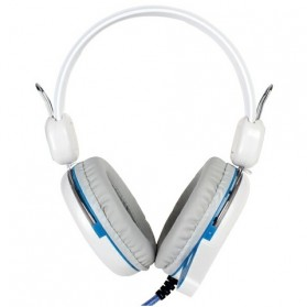 Kinbas HiFi Gaming Headset dengan Mic - VP-T7 - Blue - 4