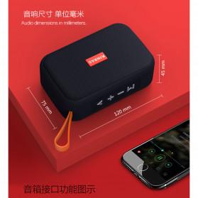 Kinbas Portable Bluetooth Speaker Outdoor Waterproof - A9 - Black - 10