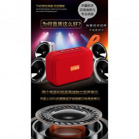 Kinbas Portable Bluetooth Speaker Outdoor Waterproof - A9 - Black - 2