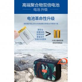 Kinbas Portable Bluetooth Speaker Outdoor Waterproof - A9 - Black - 3