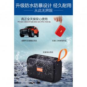 Kinbas Portable Bluetooth Speaker Outdoor Waterproof - A9 - Black - 4