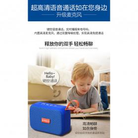 Kinbas Portable Bluetooth Speaker Outdoor Waterproof - A9 - Black - 6