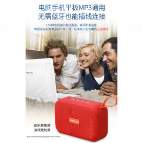 Kinbas Portable Bluetooth Speaker Outdoor Waterproof - A9 - Black - 7
