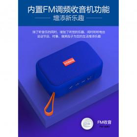 Kinbas Portable Bluetooth Speaker Outdoor Waterproof - A9 - Black - 8
