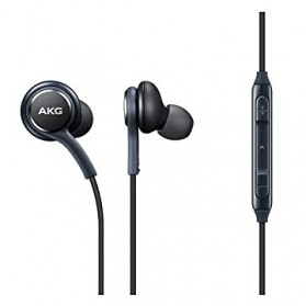 Earphone Headset Samsung Galaxy S8 Tune by AKG (ORIGINAL) - Black