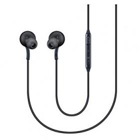 Earphone Headset Samsung Galaxy S8 Tune by AKG (ORIGINAL) - Black - 2
