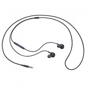 Earphone Headset Samsung Galaxy S8 Tune by AKG (ORIGINAL) - Black - 3