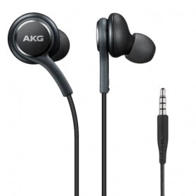 Earphone Headset Samsung Galaxy S10 Tune by AKG - EO-IG955 (ORIGINAL) - Black