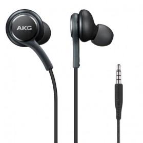 Earphone Headset Samsung Galaxy S10 Tune by AKG - EO-IG955 (ORIGINAL) - Black - 1