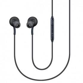 Earphone Headset Samsung Galaxy S10 Tune by AKG - EO-IG955 (ORIGINAL) - Black - 3