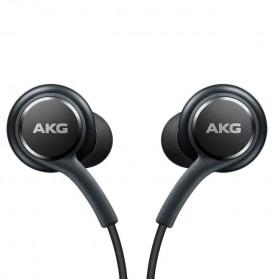 Earphone Headset Samsung Galaxy S10 Tune by AKG - EO-IG955 (ORIGINAL) - Black - 5