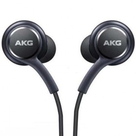 Earphone Headset Samsung Galaxy S10 Tune by AKG - EO-IG955 (Replika 1:1) - Black