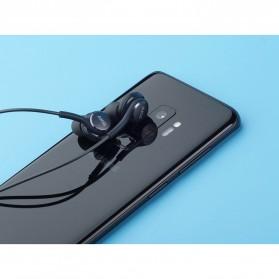 Earphone Headset Samsung Galaxy S10 Tune by AKG - EO-IG955 (OEM) - Black - 4