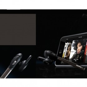 Remax Bluetooth Headset Handsfree- RB-T3 - Golden - 9