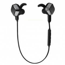 Remax Bluetooth Sport Earphone with Microphone & Volume Control - RM-S2 - Black