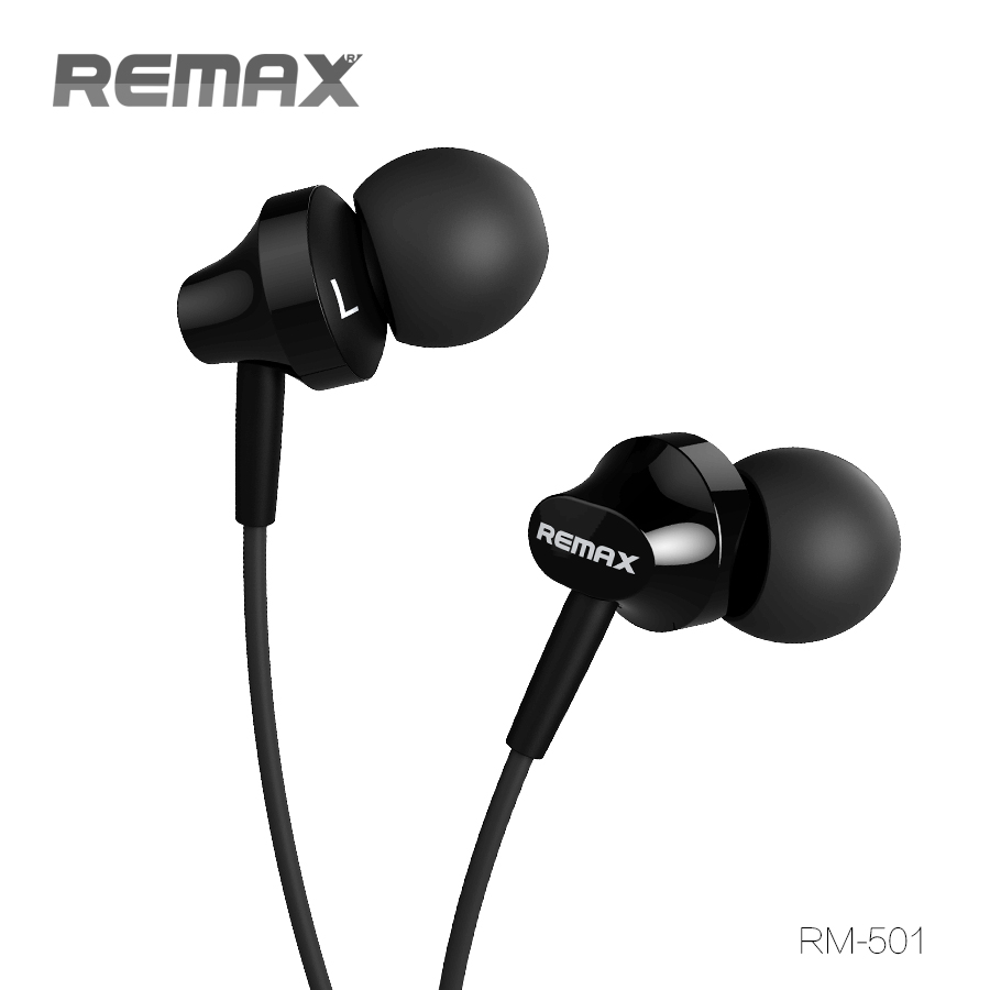 Remax Earphone Harga Murah Kacamata Oem Gb001 Black With Microphone Rm 501
