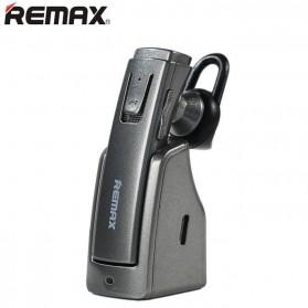 Remax Bluetooth 4.1 Car Speakerphone Wireless Headset - RB-T6C - Black - 1