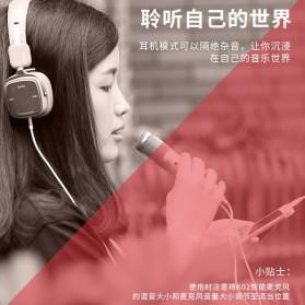 Remax Singsong K Microphone - RMK-K02 - Silver - 3