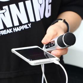 Remax Singsong K Microphone - RMK-K02 - Silver - 5