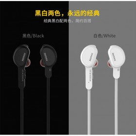 Remax Bluetooth 4.1 Wireless Sport Headset Earphone - RB-S5 - Black - 4