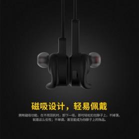 Remax Bluetooth 4.1 Wireless Sport Headset Earphone - RB-S5 - Black - 5