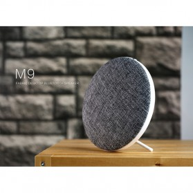 Remax M9 HiFi Bluetooth Speaker - RB-M9 - Black - 5
