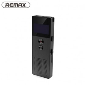 Remax Perekam Suara Digital Meeting Voice Recorder - RP1 - Black
