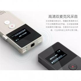 Remax Perekam Suara Digital Meeting Voice Recorder - RP1 - Black - 3