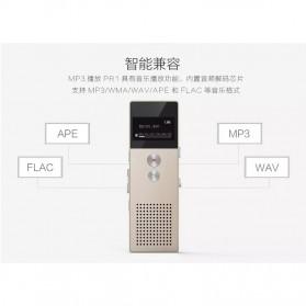 Remax Perekam Suara Digital Meeting Voice Recorder - RP1 - Black - 7