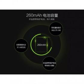 Remax Perekam Suara Digital Meeting Voice Recorder - RP1 - Black - 8