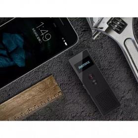 Remax Perekam Suara Digital Meeting Voice Recorder - RP1 - Black - 9