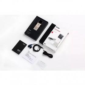 Remax Perekam Suara Digital Meeting Voice Recorder - RP1 - Black - 12