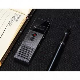 Remax Perekam Suara Digital Meeting Voice Recorder - RP1 - Black - 14