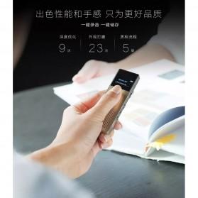 Remax Perekam Suara Digital Meeting Voice Recorder - RP1 - Black - 17
