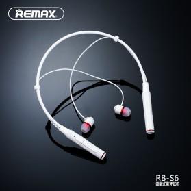 Remax Wireless Bluetooth Earphone - RB-S6 - Black - 2