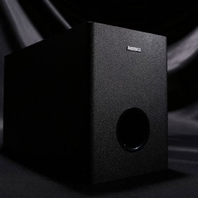 Remax Soundbar Home Theater - RTS-10 - Black - 5