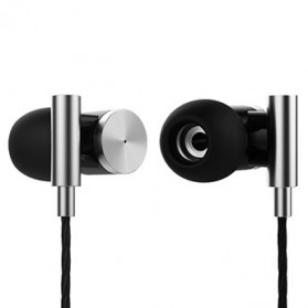 Remax Metal Hi-Fi Earphone - RM-530 - Black