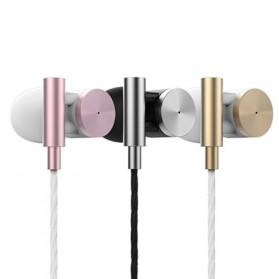 Remax Metal Hi-Fi Earphone - RM-530 - Black - 2