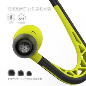 Remax Sport Earphone - RM-S15 - Green - 6