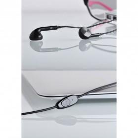 Remax Earphone - RM-303 - Black - 4