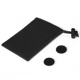 Remax Earphone - RM-303 - Black - 6