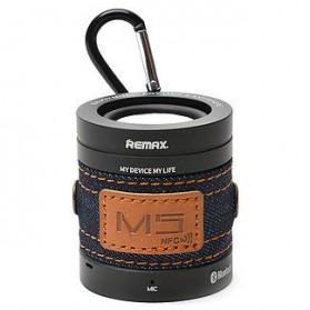 Remax Portable Bluetooth Speaker CSR 4.0 - RB-M5 - Black - 1