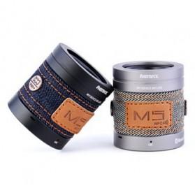 Remax Portable Bluetooth Speaker CSR 4.0 - RB-M5 - Black - 2