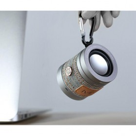 Remax Portable Bluetooth Speaker CSR 4.0 - RB-M5 - Black - 3