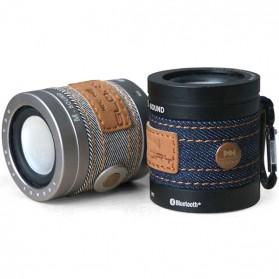 Remax Portable Bluetooth Speaker CSR 4.0 - RB-M5 - Black - 4