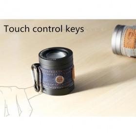 Remax Portable Bluetooth Speaker CSR 4.0 - RB-M5 - Black - 5